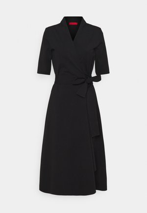 CULMINE - Maxi dress - black
