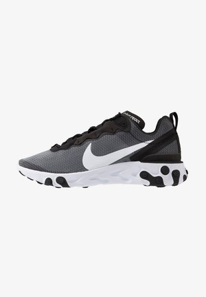 REACT 55 SE - Sneaker low - black/white