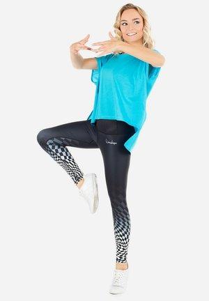 Leggings - schachmatt