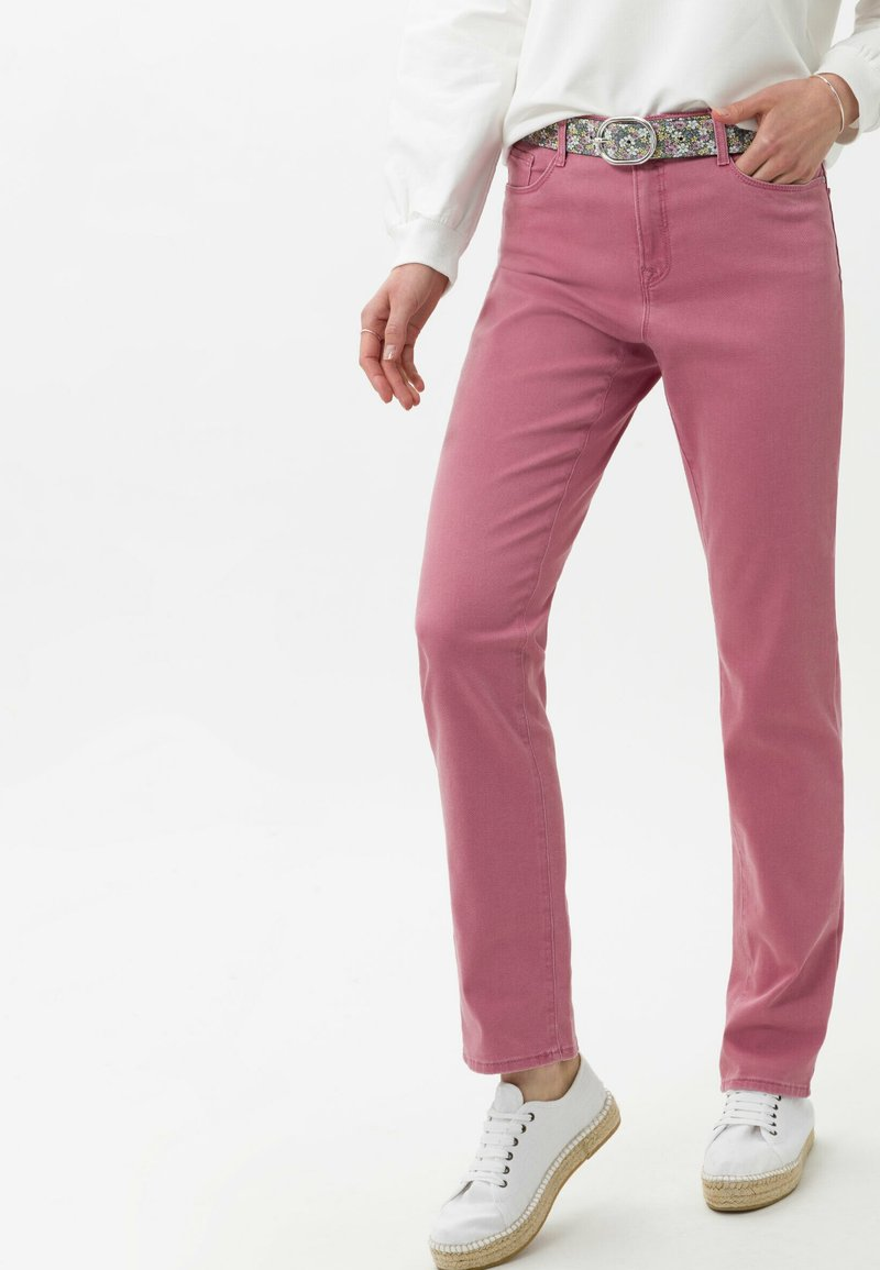 BRAX - STYLE MARY - Slim fit jeans - magnolia