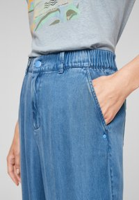 s.Oliver - LUCHTIGE - Straight leg jeans - blue lagoon - 3