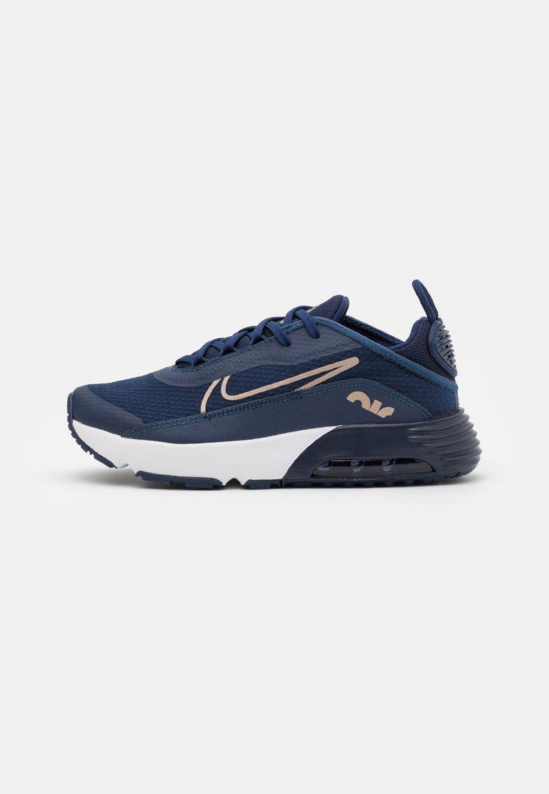 Nike Sportswear - AIR MAX 2090 UNISEX - Sneakers laag - midnight navy/metallic red bronze