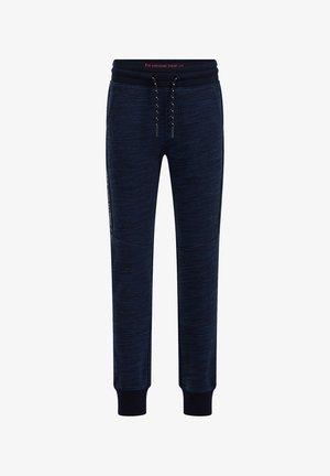 MET TAPEDETAIL - Pantalon de survêtement - blue
