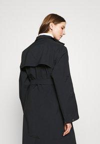 Nike Sportswear - Trenchcoat - black/lapis - 3