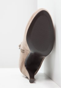 Anna Field - High heeled ankle boots - taupe - 5