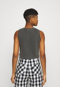Afends - POLLY - Top - stone black - 2