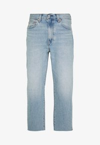 Levi's® - STAY LOOSE DENIM CROP - Jeans relaxed fit - forever and ever - 0