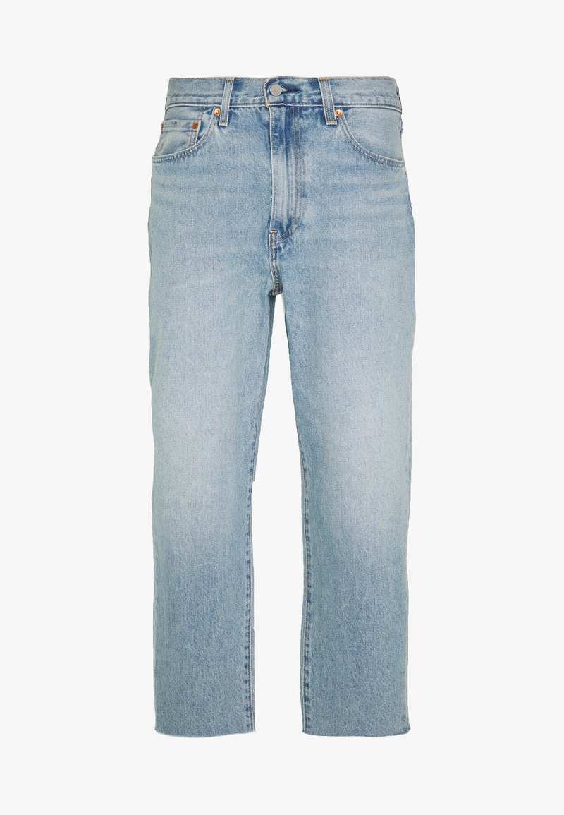 Levi's® - STAY LOOSE DENIM CROP - Jeans relaxed fit - forever and ever