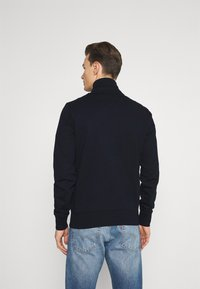 Tommy Hilfiger - GLOBAL ZIP THROUGH - Hoodie met rits - desert sky - 2