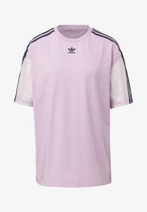 T-SHIRT - T-shirts med print - purple