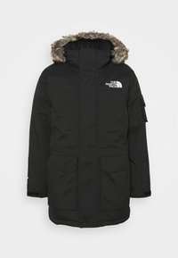 The North Face - RECYCLED MCMURDO UTILITY - Untuvatakki - black - 7