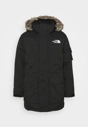 RECYCLED MCMURDO UTILITY - Down coat - black