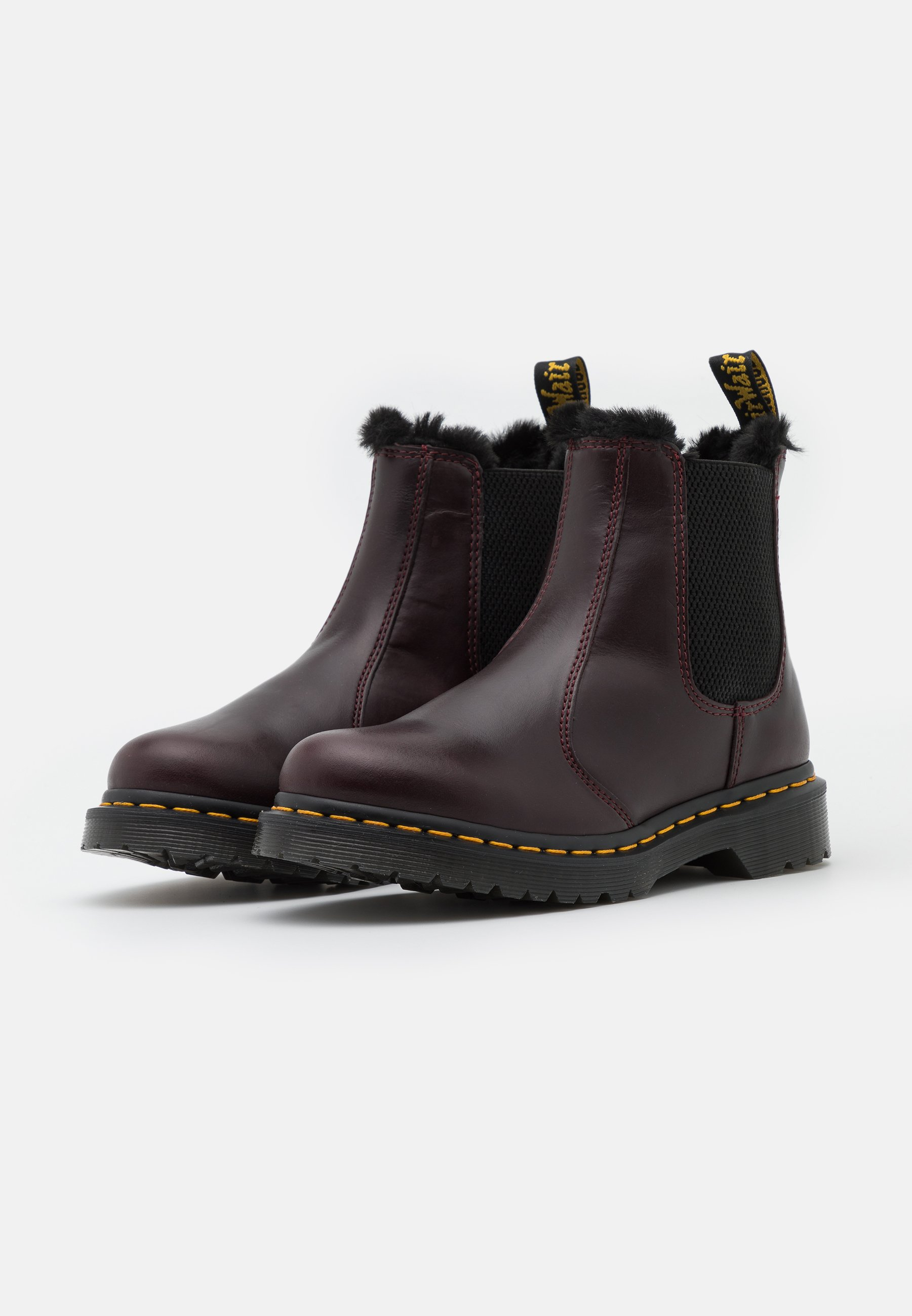 Dr. Martens 2976 LEONORE - Nilkkurit - oxblood - Naisten kengät cp6hA