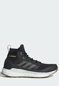 adidas Performance - TERREX FREE HIKER PRIMEBLUE WANDERSCHUH - Outdoorschoenen - black - 7