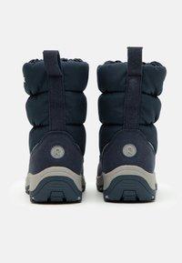 Reima - REIMATEC VIMPELI UNISEX - Winter boots - navy - 2