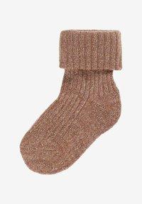 Name it - 6PACK  - Socks - marron - 1