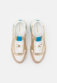 ALDO - MAKENNA - Sneaker low - gold - 5