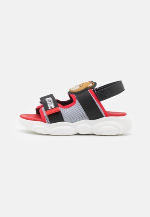 UNISEX - Sandály - red/white