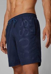 BOSS - ORCA - Swimming shorts - dark blue - 2