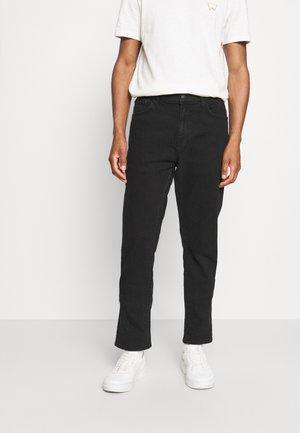 MARCO - Straight leg jeans - saverio wash