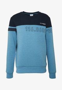 JCOKADE CREW NECK - Sweatshirt - blue heaven