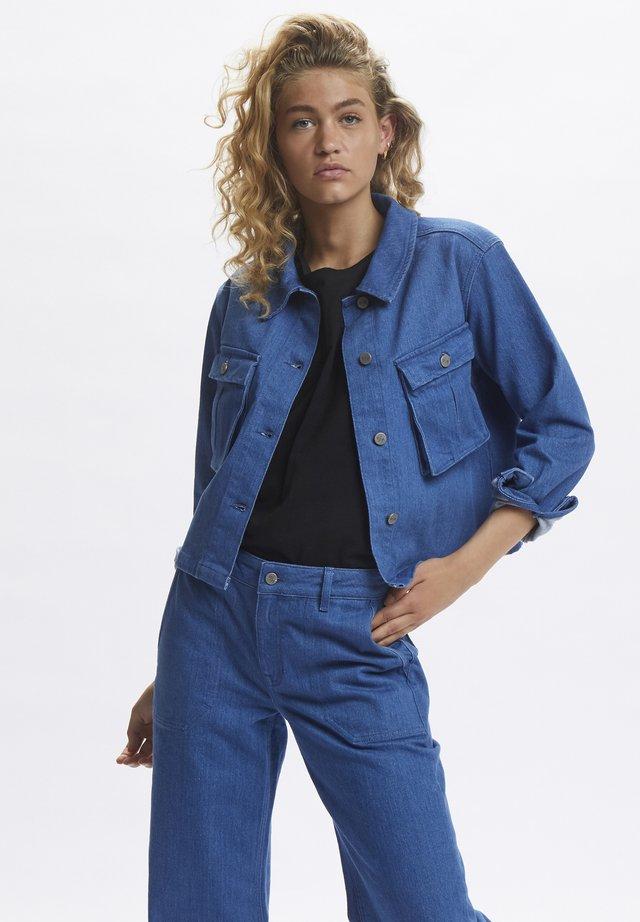 Veste en jean - medium blue un-wash