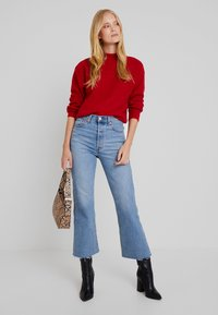 Josephine & Co - GYTHA - Jumper - tomato red - 1