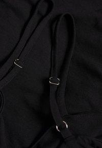 NA-KD - PAMELA REIF X NA-KD THIN STRAP DRESS - Cocktail dress / Party dress - black - 5