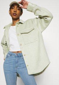 Gina Tricot - HIGHWAIST - Jeans Skinny Fit - sky blue - 3
