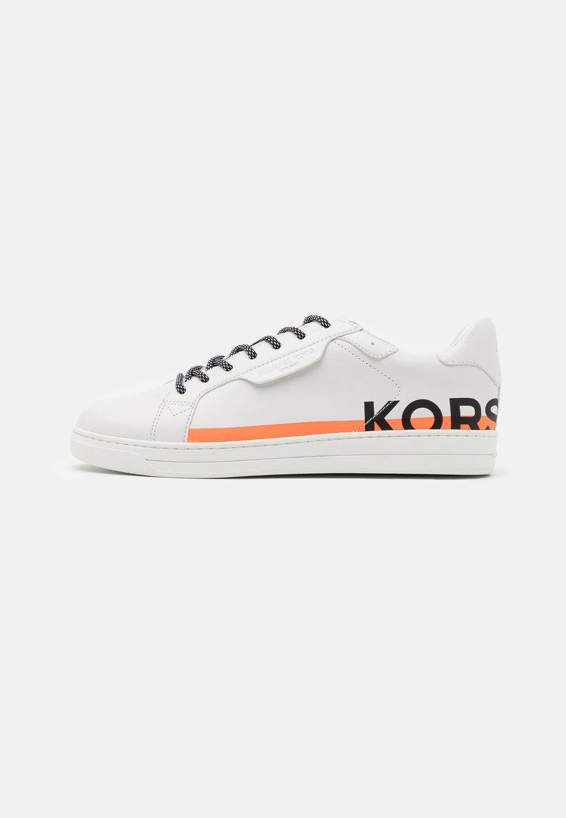 Michael Kors - KEATING - Trainers - optic white