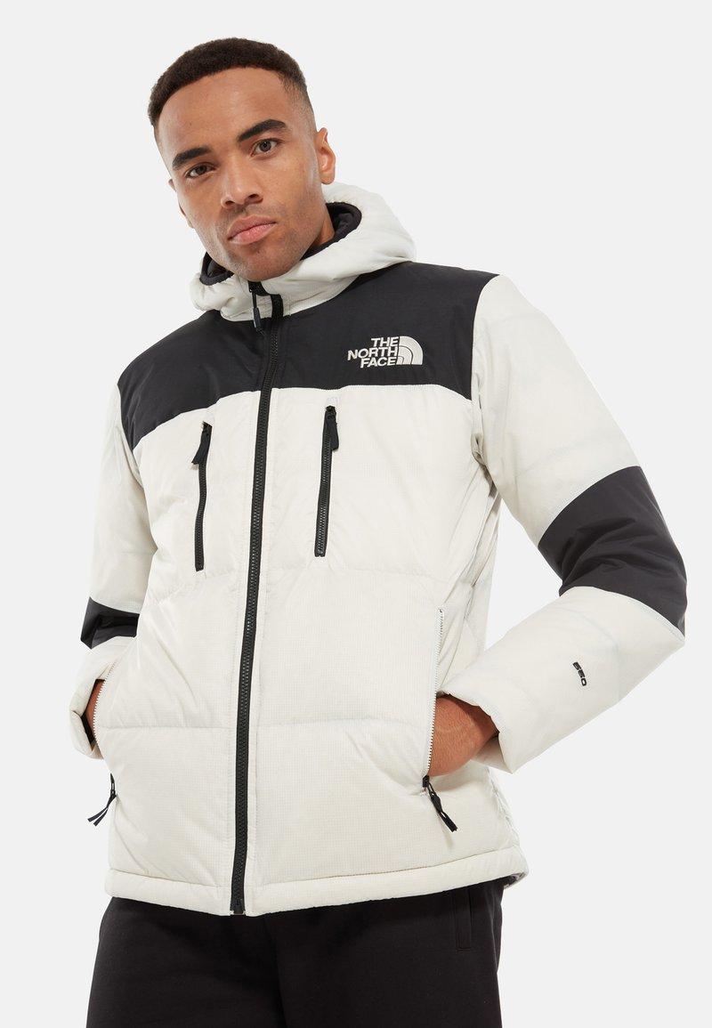 The North Face - HIMALAYAN LIGHT HOODIE - Gewatteerde jas - off-white