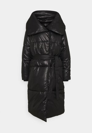 DUVET COAT - Winter coat - black