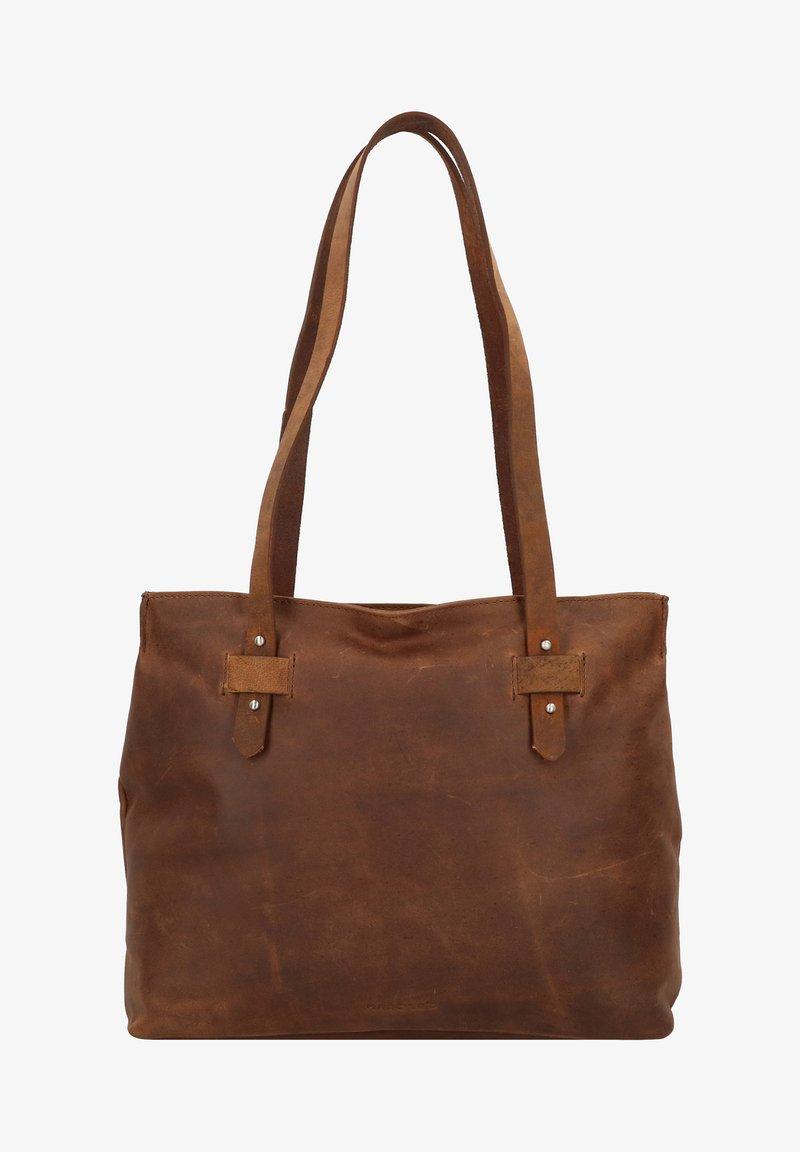 Harold's - Tote bag - brown