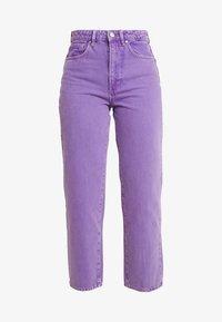 Neuw - EDIE - Jeans straight leg - purple - 4