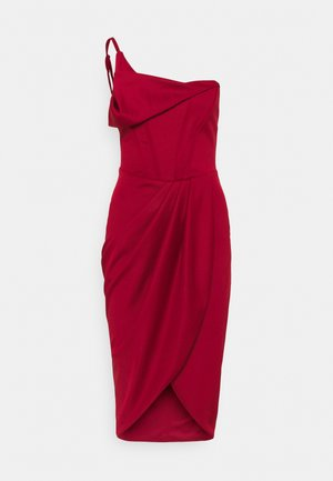 AVERIE - Cocktail dress / Party dress - deep red