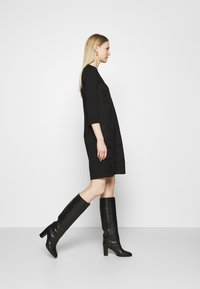 Opus - WANORA - Day dress - black - 3