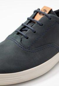 ECCO - SOFT 7 - Sneakers - marine - 5