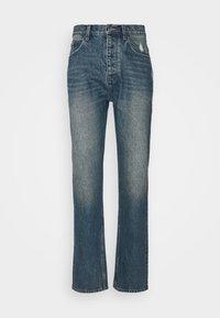Džíny Straight Fit - blue vintage