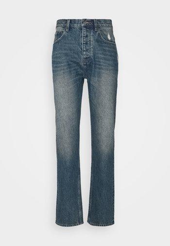 Straight leg jeans - blue vintage