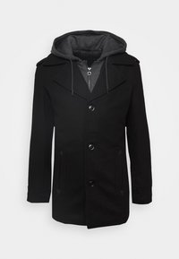 INDICODE JEANS - ADAIR - Short coat - black