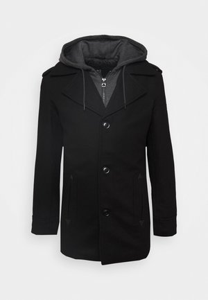 ADAIR - Cappotto corto - black