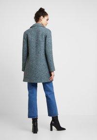 ONLY - ONLALLY  - Short coat - balsam green/melange - 2