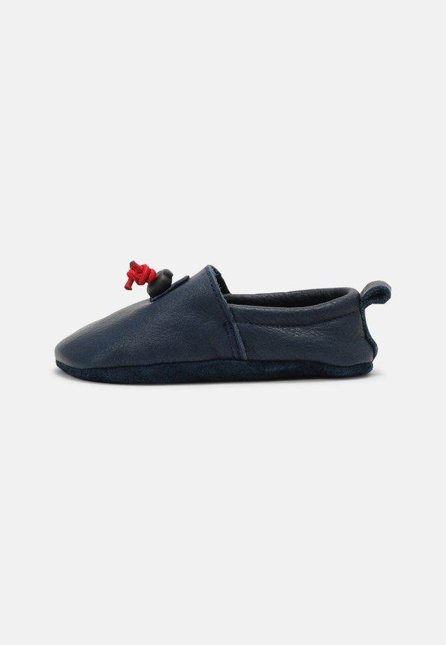 BAREFOOT CORDEL INDOOR UNISEX - Pantoffels - blau