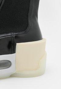 MM6 Maison Margiela - BOOT - Platform ankle boots - black - 6