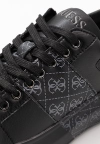Guess - SALERNO II - Trainers - black/grey - 5