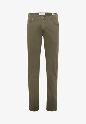 STYLE COOPER FANCY - Stoffhose - green