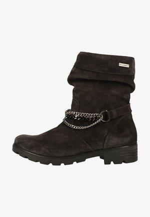 Vysoká obuv - asphalt 492