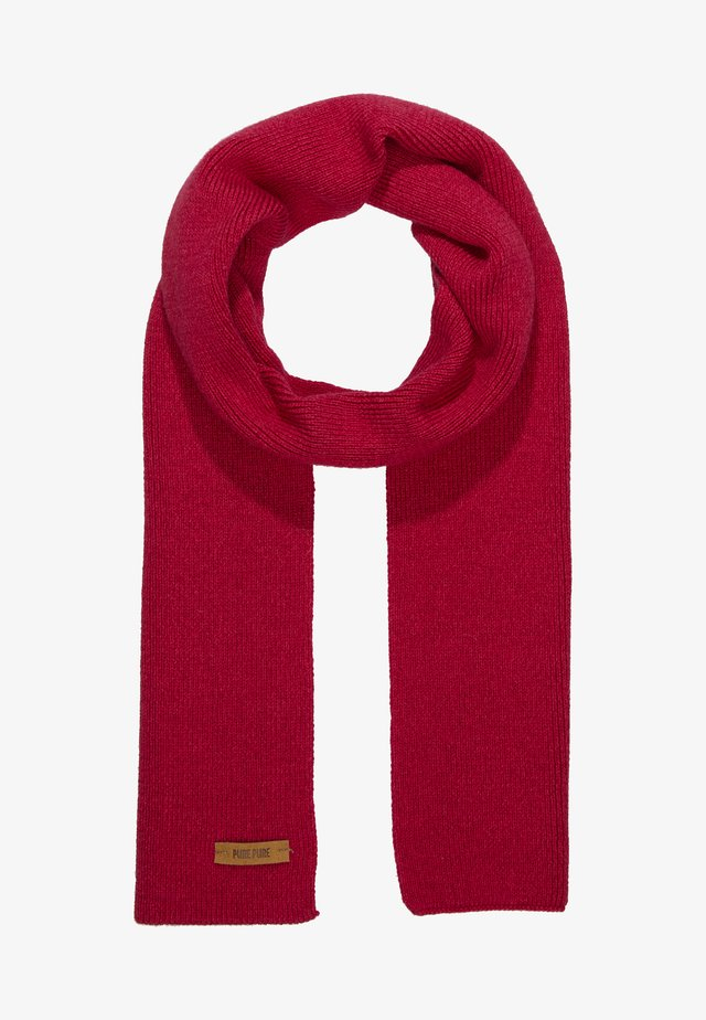 Scarf - himbeer