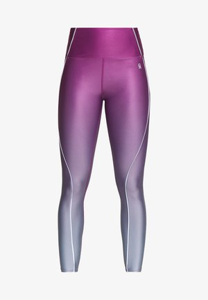 OMBRE CONTOUR LEGGING - Tights - sunset