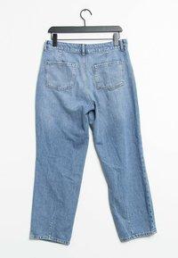 Mango - Straight leg jeans - blue - 1